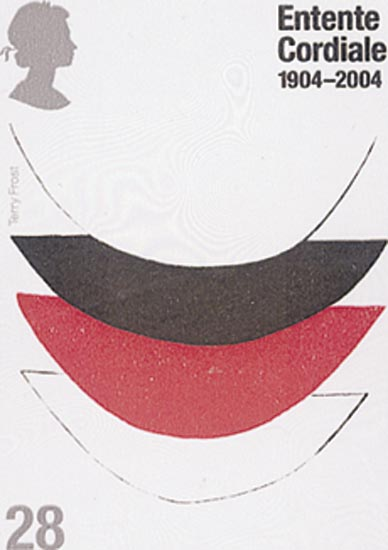 GB 2004  SG2446/7 unmounted mint