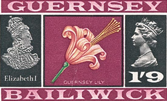 Guernsey 1969  SG24 unmounted mint