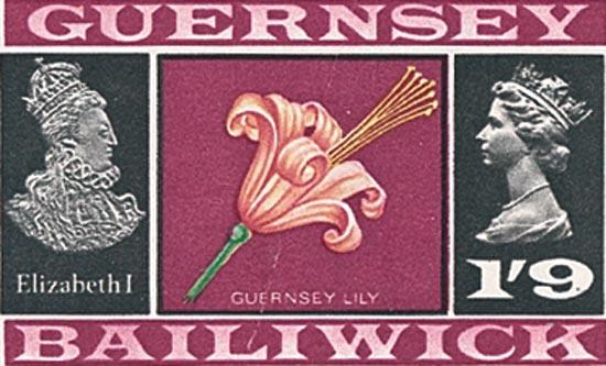 Guernsey 1969  SG24b unmounted mint