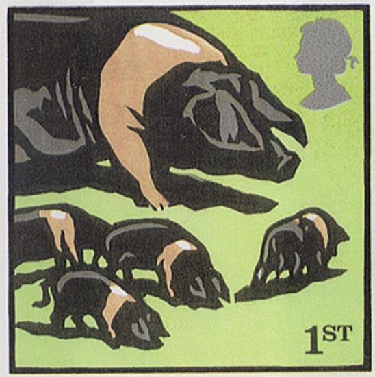 GB 2005  SG2502/11 unmounted mint