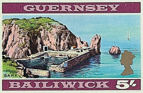 Guernsey 1969  SG26 unmounted mint