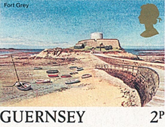Guernsey 1985  SG297 unmounted mint