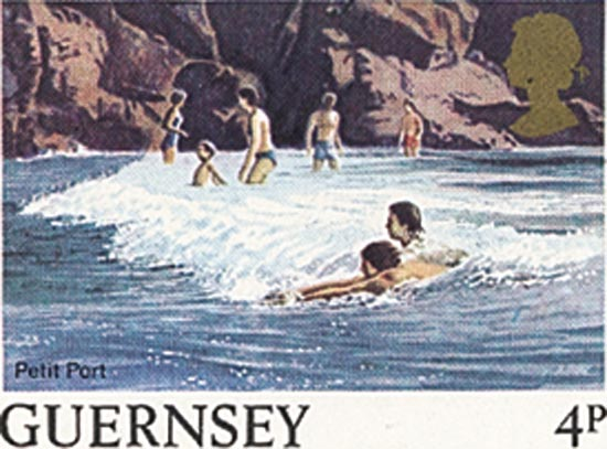 Guernsey 1984  SG299 unmounted mint