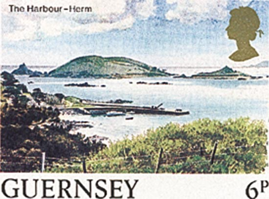Guernsey 1985  SG301 unmounted mint