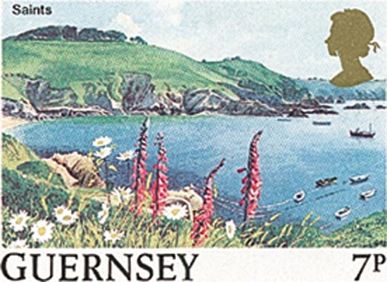 Guernsey 1985  SG302 unmounted mint