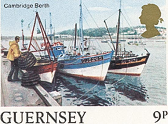 Guernsey 1984  SG304 unmounted mint