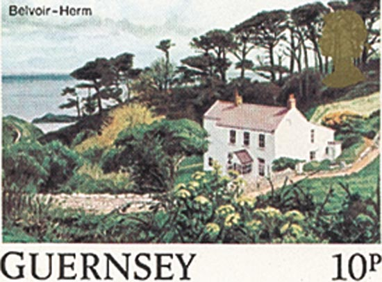 Guernsey 1984  SG305 unmounted mint