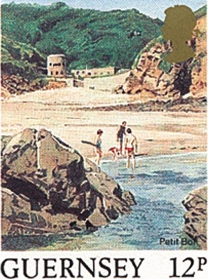 Guernsey 1988  SG306b unmounted mint
