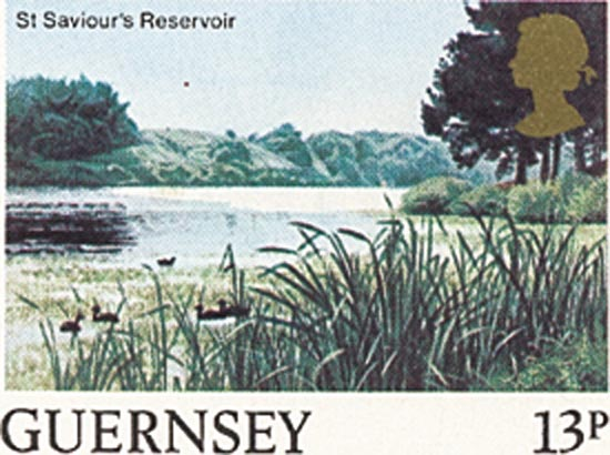 Guernsey 1984  SG307 unmounted mint