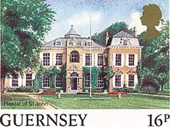 Guernsey 1988  SG309c unmounted mint