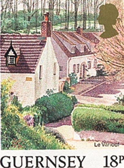 Guernsey 1989  SG309d unmounted mint