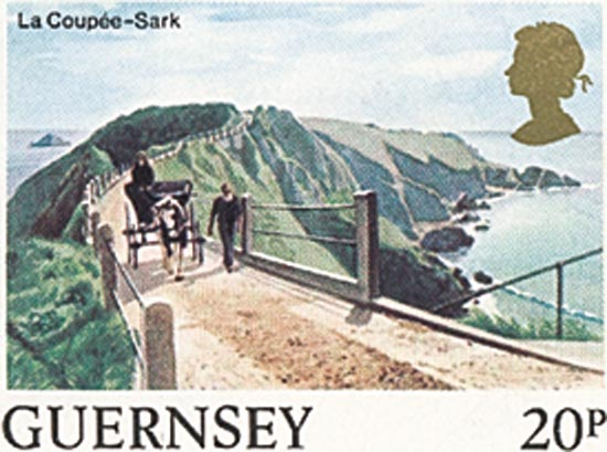 Guernsey 1984  SG310 unmounted mint
