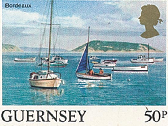 Guernsey 1984  SG313 unmounted mint