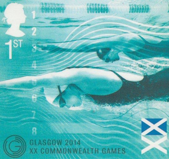 GB 2014  SG3625 unmounted mint