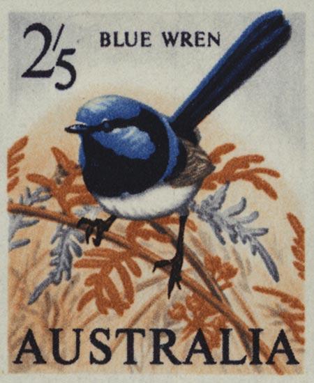 AUSTRALIA 1965  SG367a unmounted