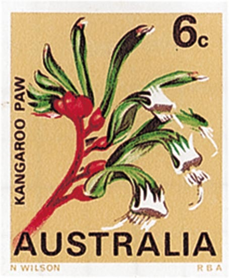 AUSTRALIA 1971  SGSG420/5 unmounted mint