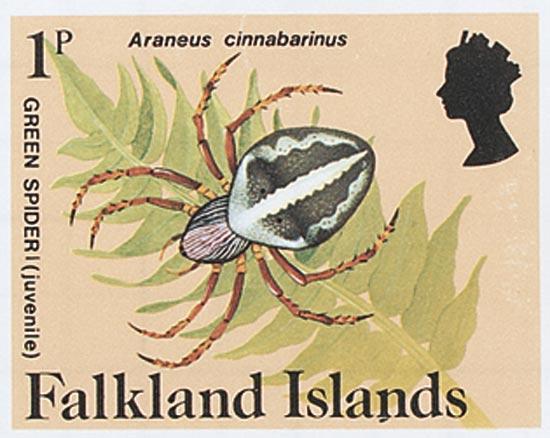 FALKLAND ISLANDS 1984  SG469A/83A unmounted