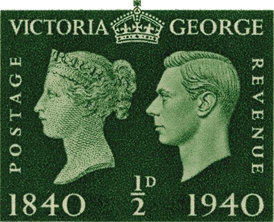 GB 1940  SG479/84 unmounted mint