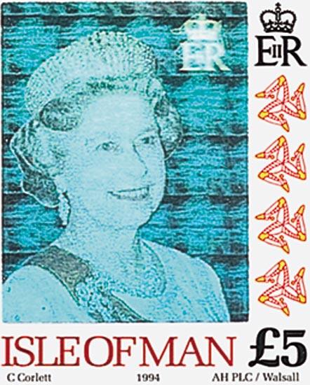 Isle of Man 1994  SG557 unmounted mint