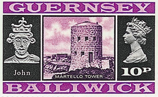 Guernsey 1971  SG56 unmounted mint