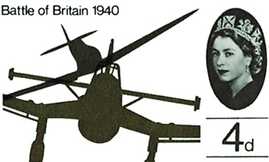 GB 1965  SG671p/8p unmounted mint