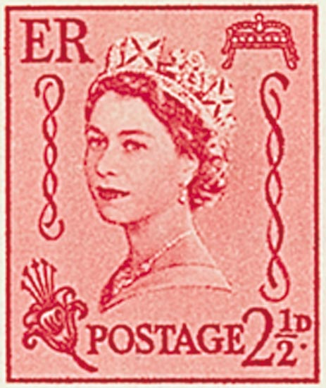 Guernsey 1964  SG6 unmounted mint