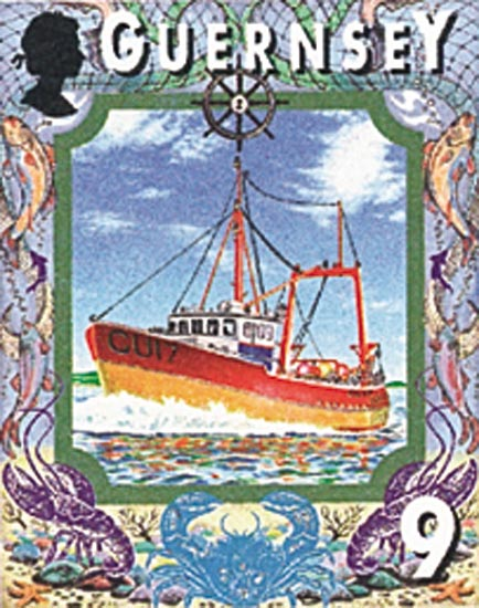 Guernsey 1999  SG793 unmounted mint