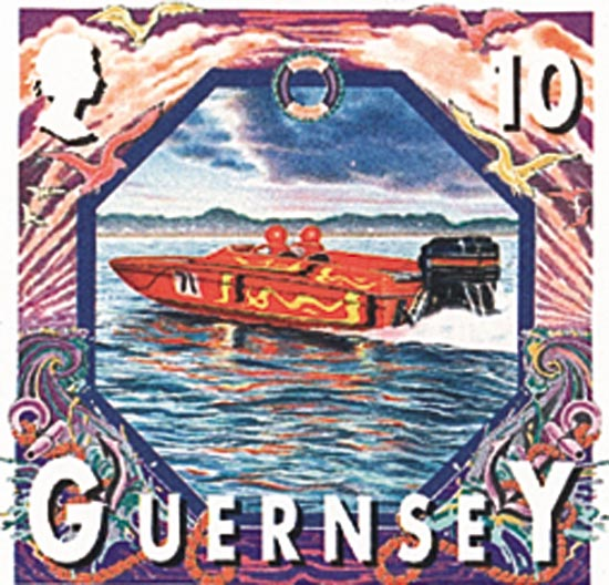 Guernsey 1999  SG794 unmounted mint