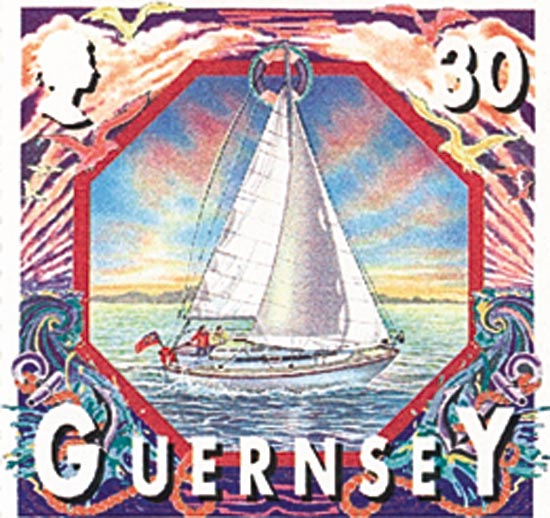 Guernsey 2000  SG796 unmounted mint