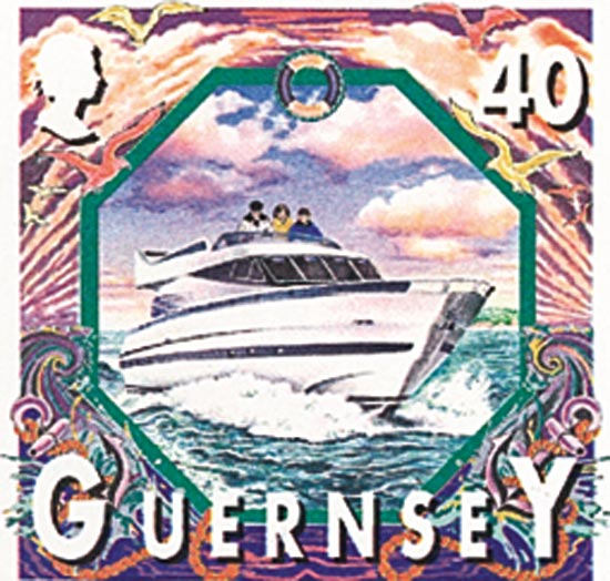 Guernsey 1999  SG797 unmounted mint