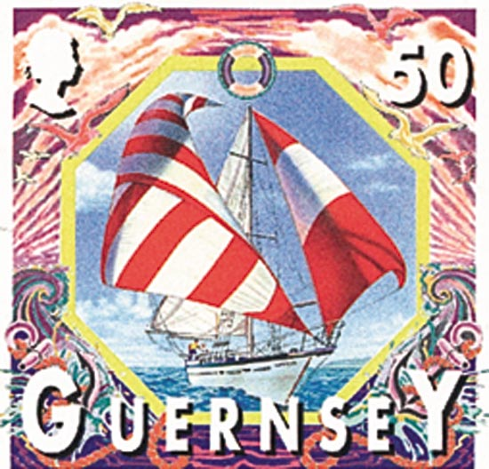 Guernsey 1999  SG798 unmounted mint
