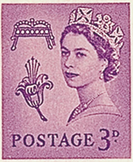 Guernsey 1958  SG7 unmounted mint