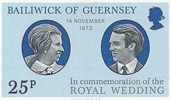Guernsey 1973  SG93 unmounted mint