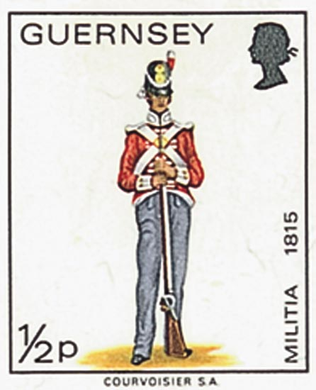 Guernsey 1974  SG98 unmounted mint