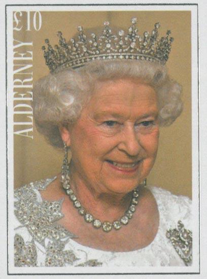 Alderney 2015  SGA558 unmounted mint