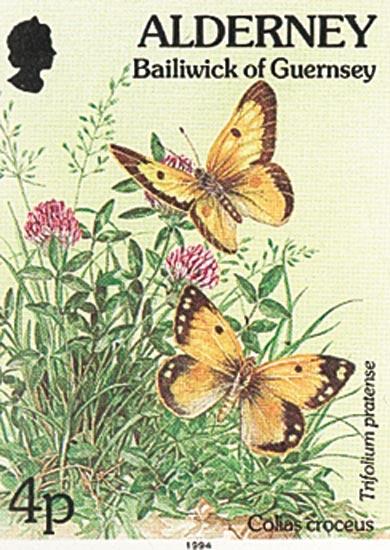 Alderney 1994  SGA63 unmounted mint