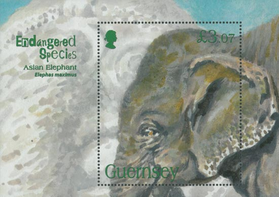 Guernsey 2010  SGMS1320 unmounted mint
