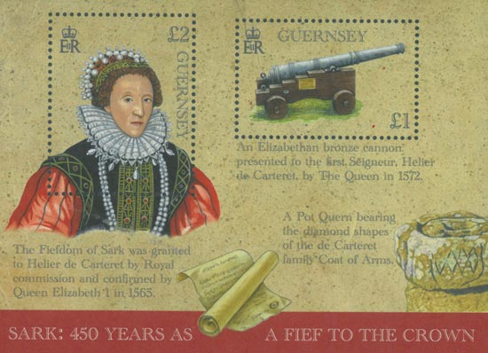 Guernsey 2015  SGMS1581 unmounted mint