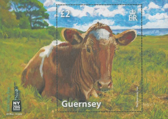 Guernsey 2016  SGMS1614 unmounted mint