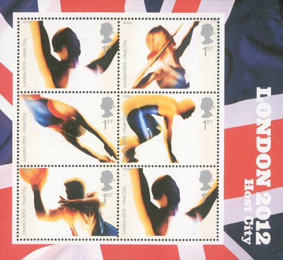 GB 2005  SGMS2554 unmounted mint