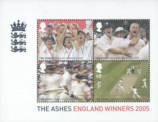 GB 2005  SGMS2573 unmounted mint