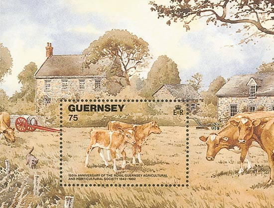 Guernsey 1992  SGMS561 unmounted mint