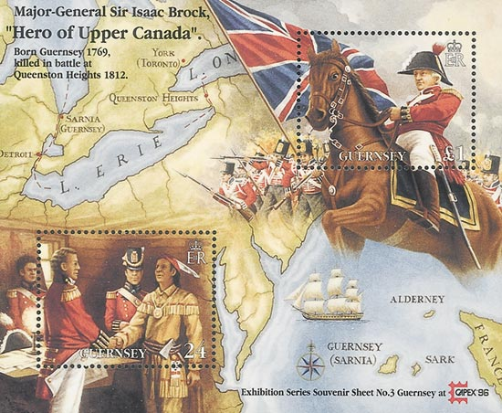 Guernsey 1996  SGMS704 unmounted mint