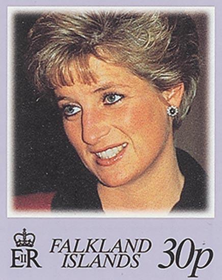 FALKLAND ISLANDS 1998  SGMS803 unmounted