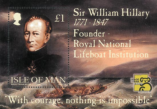 Isle of Man 1999  SGMS839 unmounted mint