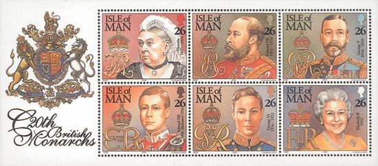 Isle of Man 1999  SGMS844 unmounted mint