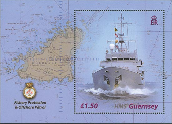 Guernsey 2003  SGMS997 unmounted mint