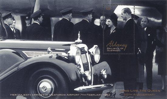 Alderney 2002  SGMSA184 unmounted mint