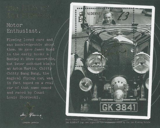 Alderney 2014  SGMSA530 unmounted mint