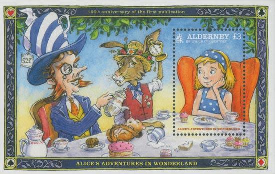 Alderney 2015  SGMSA543 unmounted mint